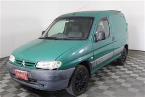 2000 Citroen Berlingo Manual Van