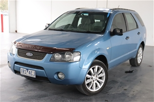 2006 Ford Territory TX (4x4) SY Automati