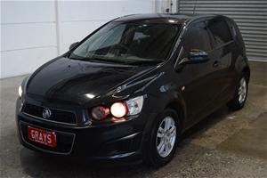 2013 Holden Barina TM Manual Hatchback