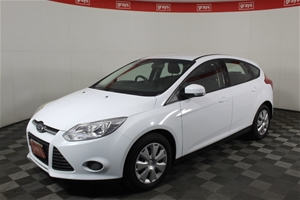 2012 Ford Focus Ambiente LW II Automatic