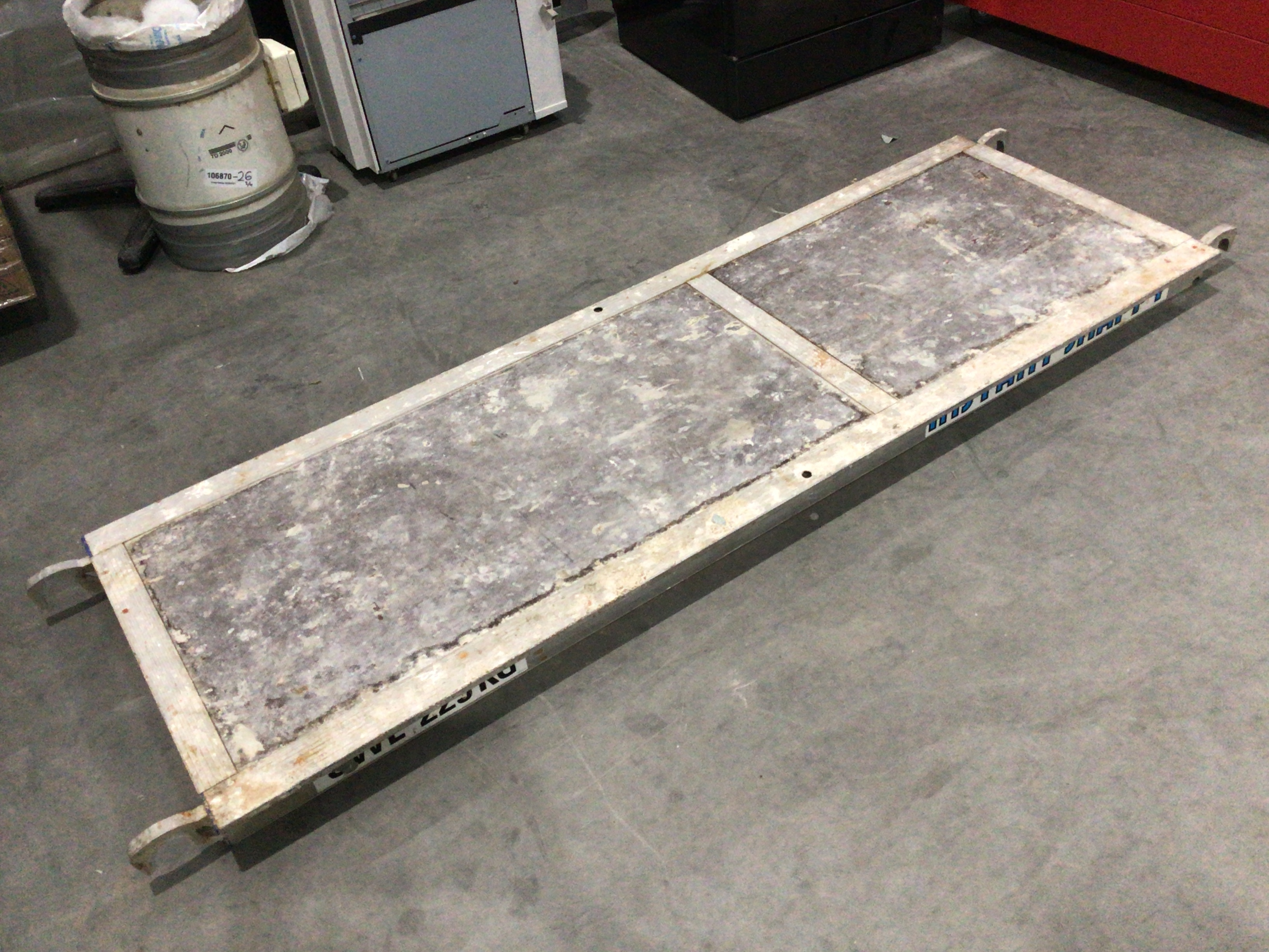 Aluminium Scaffold Platform