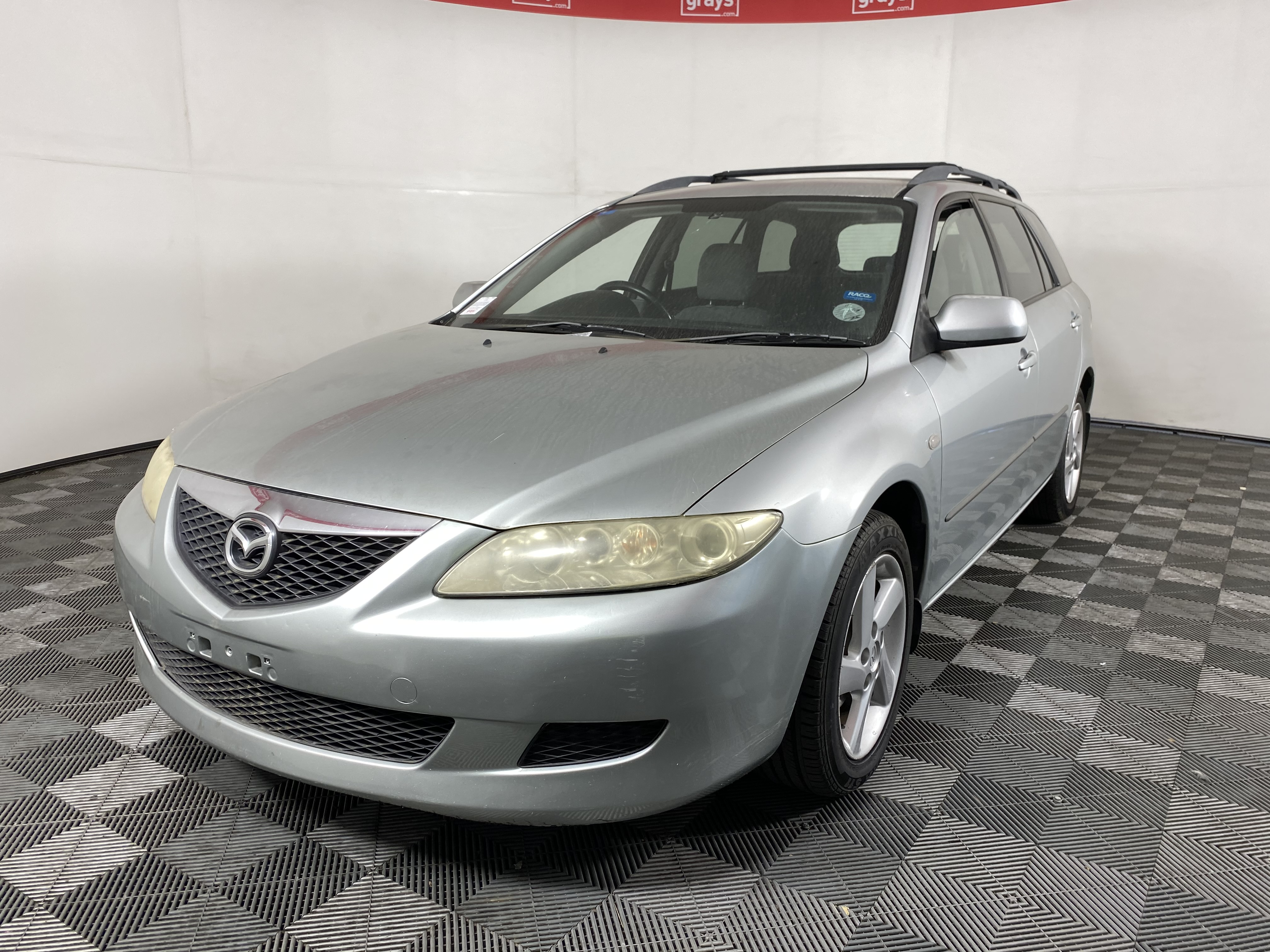 2003 Mazda 6 Classic GY Automatic Wagon (WOVR+INSPECTED)