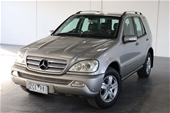 Unreserved 2004 Mercedes-Benz ML270 Automatic SUV