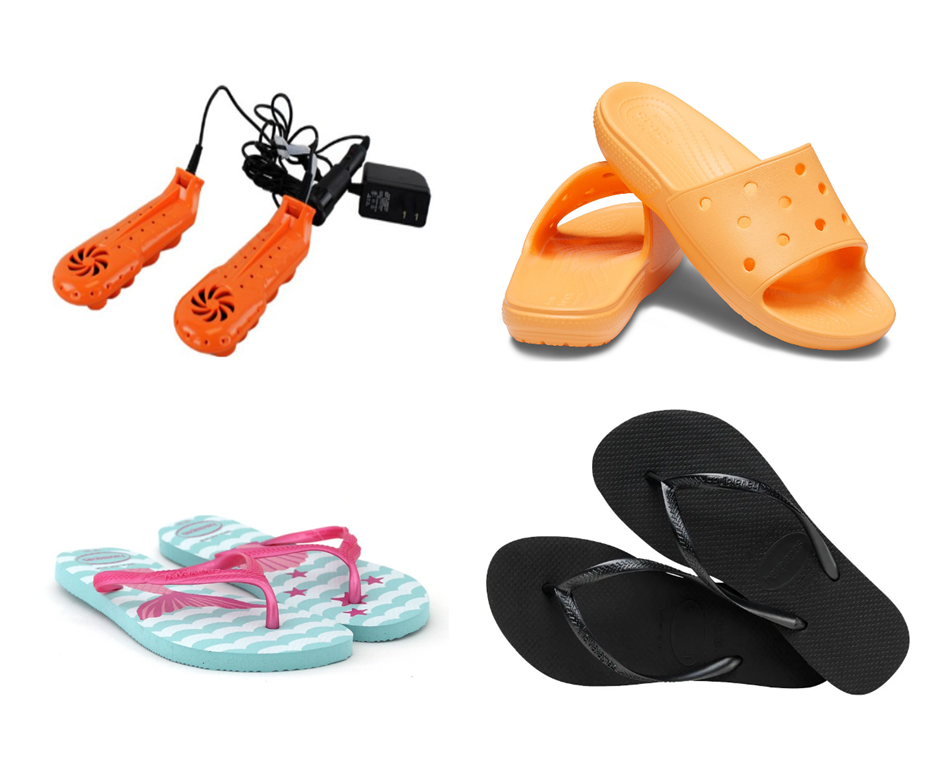 Bundle of Shoes and Accessories
