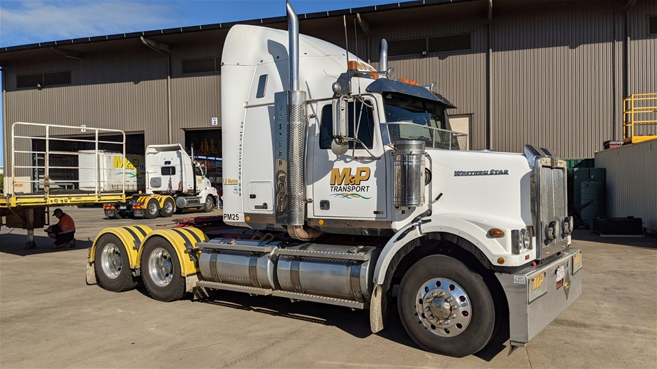 2012 Western Star 4800 FX 6 x 4 Prime Mover Truck
