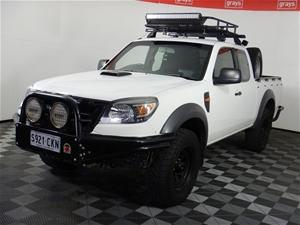 2011 Ford Ranger XLS T/D Manual Ute