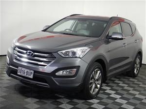 2014 Hyundai Santa Fe Elite CRDi (4x4) D