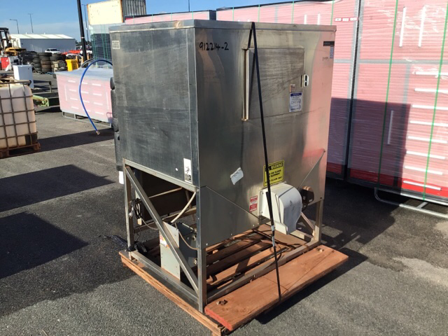 Kloppenberg Ice Machine