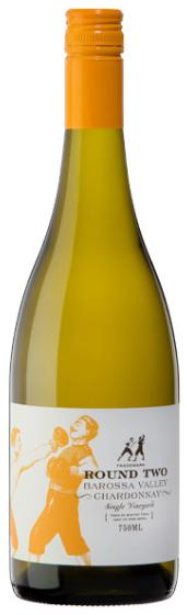 Round Two Single Vineyard Chardonnay 2018 (12 x 750mL), Barossa, SA.