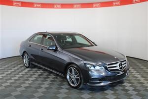 2014 Mercedes Benz E220 CDI Elegance W21