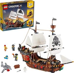 LEGO Creator 3in1 Pirate Ship 31109 Buil