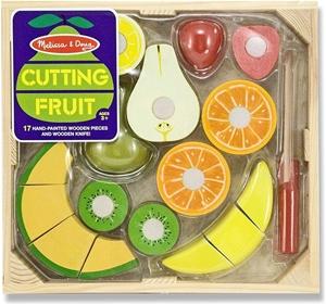 Melissa & Doug 4021 Cutting Fruit Set -