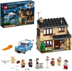 LEGO Harry Potter 4 Privet Drive 75968 B