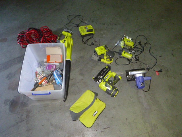 Ryobi / XVI Power Tools