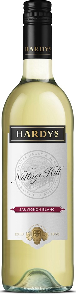 Hardys Nottage Hill Sauvignon Blanc 2020 (6x 750mL).