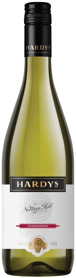 Hardys Nottage Hill Chardonnay 2020 (6x 750mL), AUS