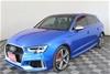 2017 Audi RS3 2.5 TFSI QUATTRO 8V Automatic Hatchback 26,075km