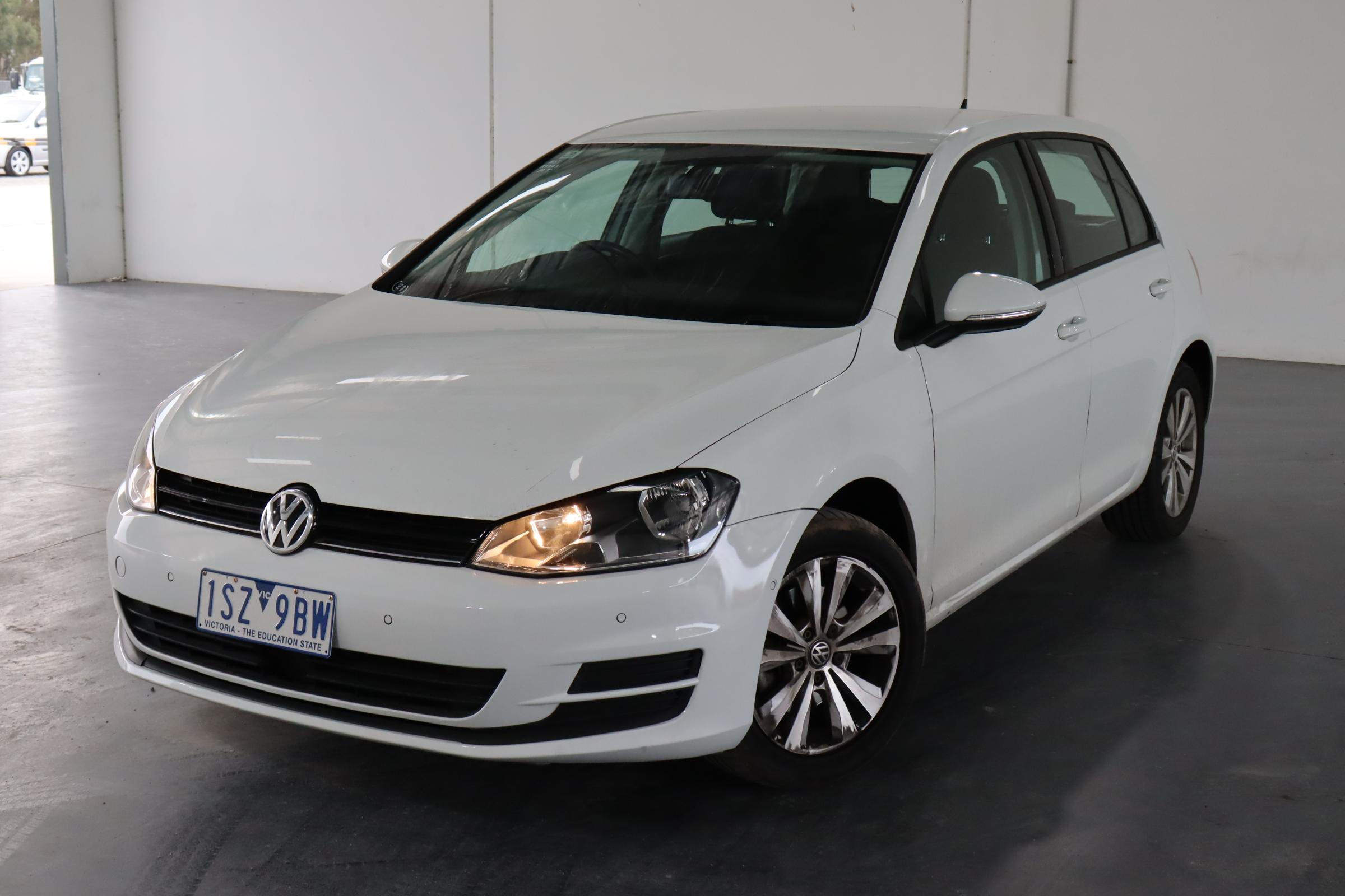 2015 Volkswagen Golf 92TSI COMFORTLINE A7 Auto Hatchback(WOVR+INSP)