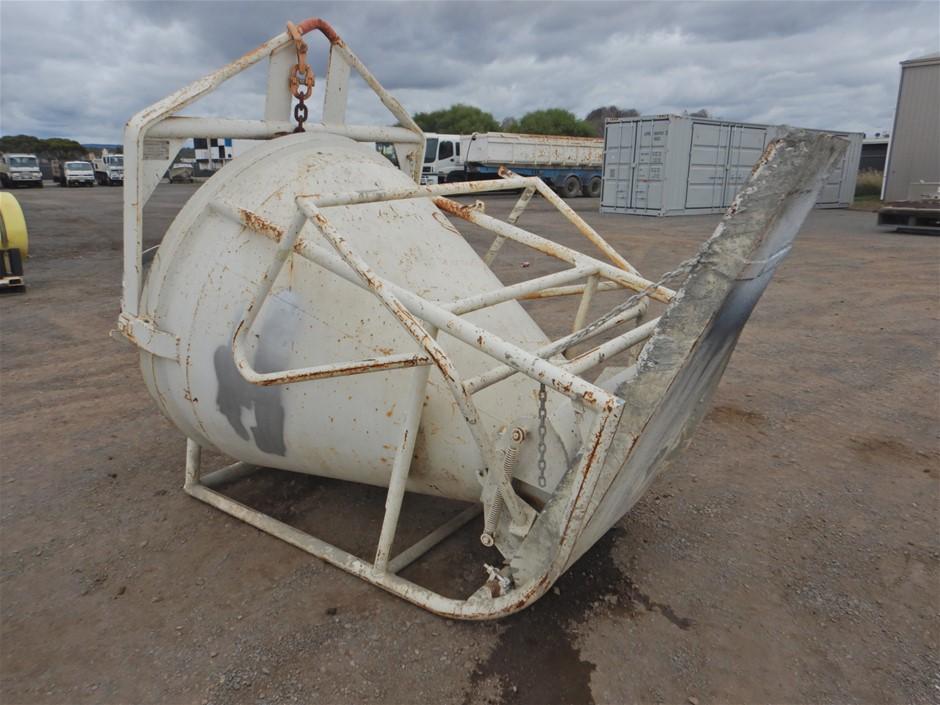 2012 R.M.D 1.5RO Concrete Kibble (Pooraka, SA)