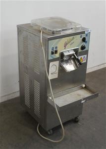 Telme Vertical Batch Freezer for Gelato