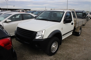 2007 Holden Rodeo Automatic Ute
