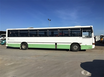Unreserved 1997 Mercedes Benz OH1418 4 x 2 Bus