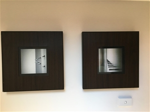 2 x Framed Art Prints