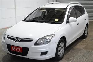 2011 Hyundai i30 cw SX 2.0 FD Automatic