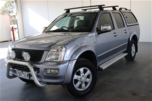 2006 Holden Rodeo LT RA Automatic Dual C