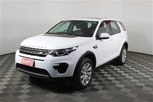 2017 Land Rover DISCOVERY SPORT TD4 150S