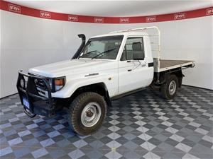 2000 Toyota Landcruiser (4x4) HZJ79R Man