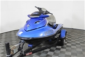 2007 Seadoo GTX Limited 3 Seater on Swiftco Trailer