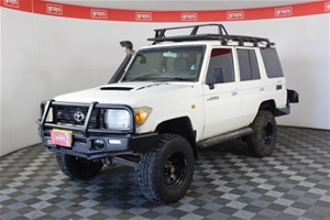 Toyota Landcruiser Workmate (4x4) VDJ76R