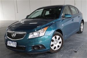 2012 Holden Cruze CD JH Automatic Hatchb