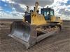 2014 Komatsu D155A-6 Crawler Tractor Dozer