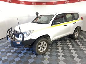 2012 Toyota Landcruiser Prado GX (4x4) K