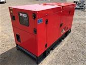 2021 Unused 40kVA Generators - Toowoomba