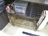Qty Two x Small storage Racks