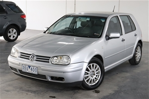 2002 Volkswagen Golf 1.6 SE A4 Automatic