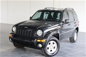 Unreserved 2002 Jeep Cherokee Limited (4x4) KJ Automatic