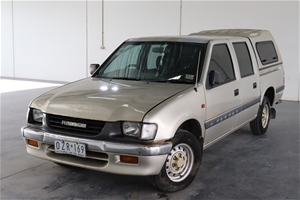 1997 Holden Rodeo LT Automatic Dual Cab