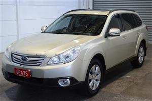 2011 Subaru Outback 2.5i Premium B5A CVT