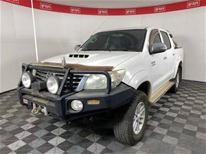 2008 Toyota Hilux SR (4x4) KUN26R Turbo