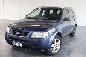 2007 Ford Territory SR (4x4) SY Automati