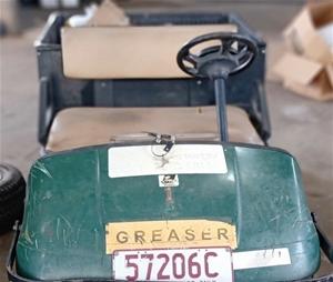 Ezgo Workhorse 1000E 4 x 2 2 Seater Bugg