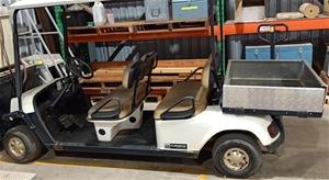 Cushman Shuttle 6 4 x 2 6 Seater Buggy