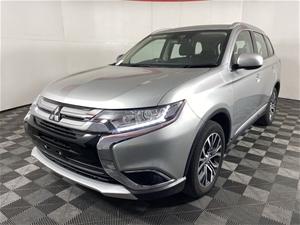 2018 Mitsubishi Outlander ES ADAS 2WD ZL