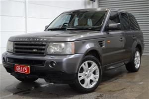 2005 Land Rover Range Rover Sport Automa
