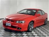 SA Classic Cars 2002 HSV Coupe GTO V2 SERIES III Auto Coupe