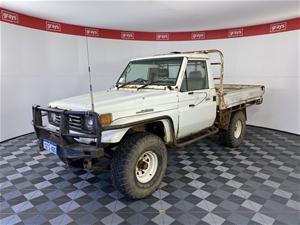 1992 Toyota Landcruiser (4x4) HZJ75 Manu